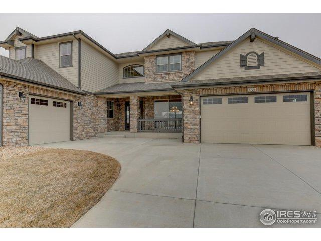5726 Riverbluff Dr, Timnath, CO 80547 (#845583) :: The Peak Properties Group