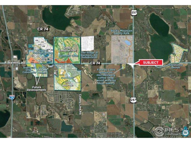 0 Cr 74 & Hwy 257, Windsor, CO 80550 (MLS #845610) :: 8z Real Estate