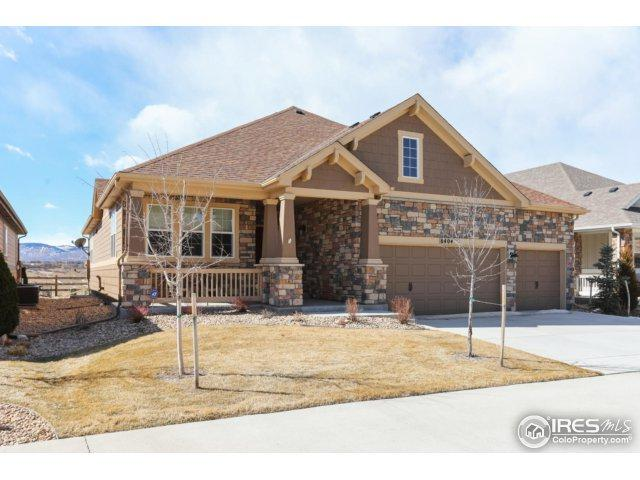 8404 Quartz Cir, Arvada, CO 80007 (#845662) :: The Peak Properties Group