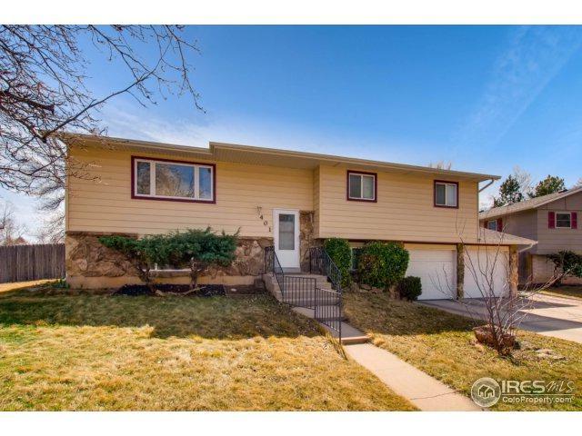 401 Flicker Dr, Fort Collins, CO 80526 (#845692) :: The Peak Properties Group