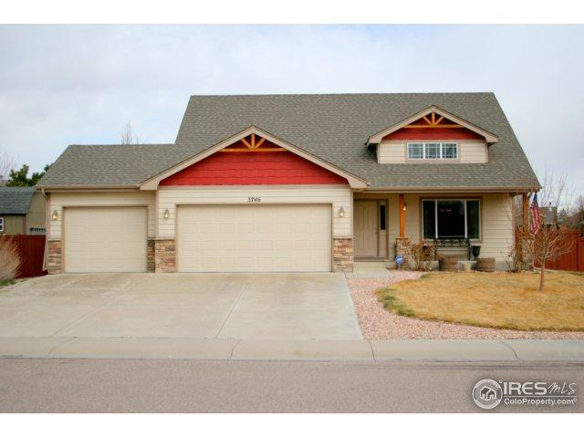 3746 Wine Cup St, Wellington, CO 80549 (#845703) :: The Peak Properties Group