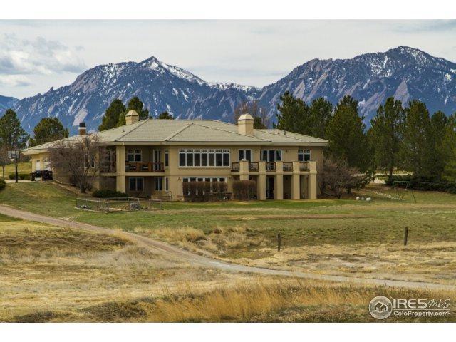 5303 Westridge Dr, Boulder, CO 80301 (#845770) :: Group 46:10 - Denver
