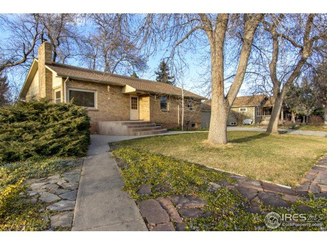 826 W Myrtle St, Fort Collins, CO 80521 (#845796) :: The Peak Properties Group