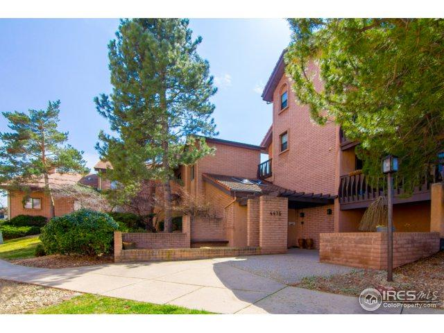 4475 Laguna Pl #317, Boulder, CO 80303 (MLS #845799) :: The Daniels Group at Remax Alliance