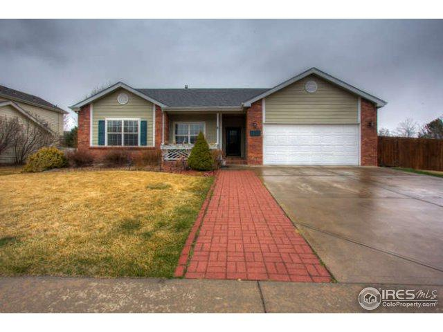 1400 Waterwood Dr, Windsor, CO 80550 (MLS #845822) :: Tracy's Team