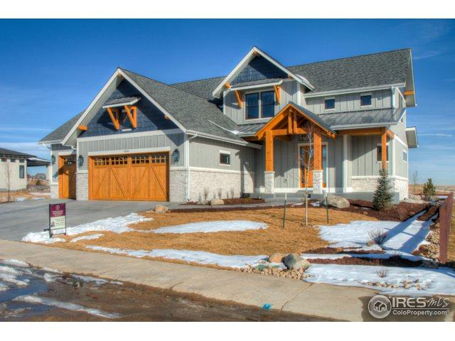 4204 Grand Park Dr, Timnath, CO 80547 (MLS #845892) :: Tracy's Team