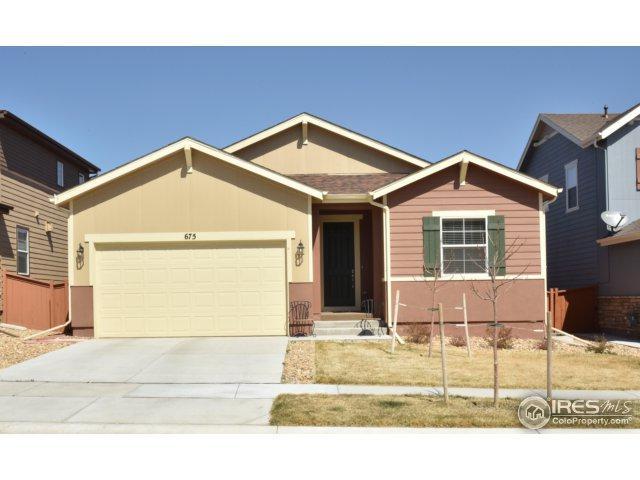 675 W 171st Pl, Broomfield, CO 80023 (#845913) :: The Peak Properties Group