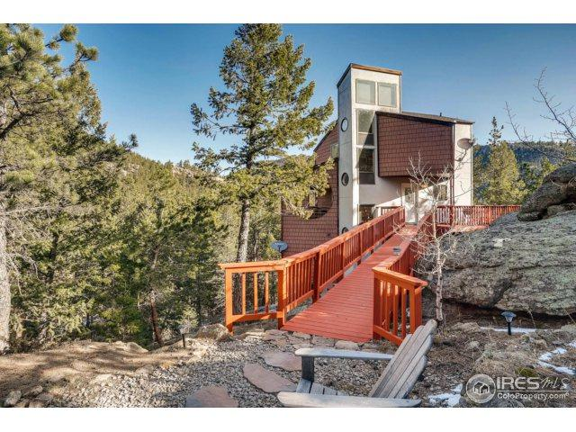 737 Hickory Dr, Lyons, CO 80540 (#845985) :: The Peak Properties Group