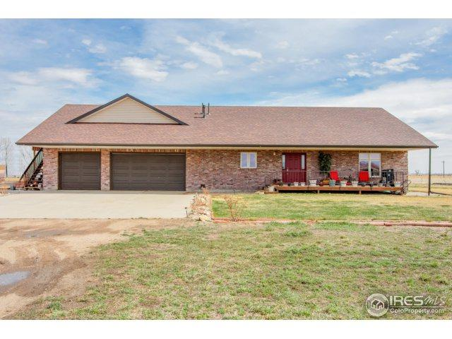 18508 County Road 86, Ault, CO 80610 (MLS #846013) :: Downtown Real Estate Partners