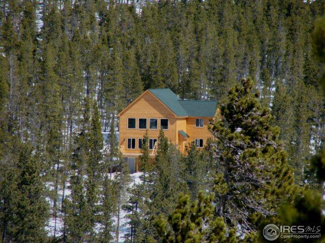 70 Cocopa Way, Red Feather Lakes, CO 80545 (MLS #846015) :: Kittle Real Estate