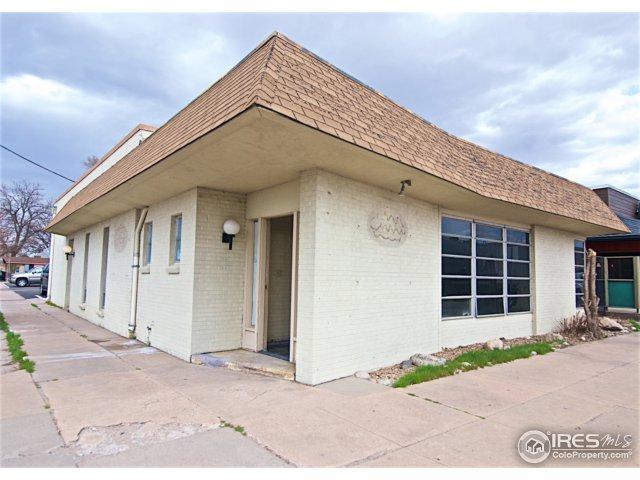232 W Main St, Sterling, CO 80751 (#846050) :: The Peak Properties Group