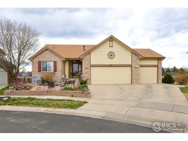 1802 Thyme Ct, Fort Collins, CO 80528 (MLS #846051) :: The Lamperes Team