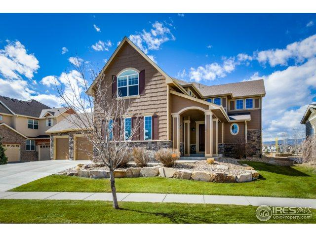 8881 Deframe St, Arvada, CO 80005 (#846058) :: The Griffith Home Team