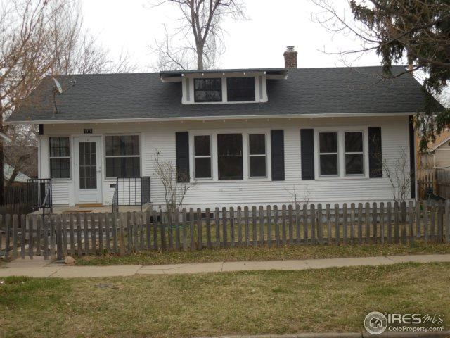 1314 12th Ave, Greeley, CO 80631 (MLS #846071) :: Downtown Real Estate Partners