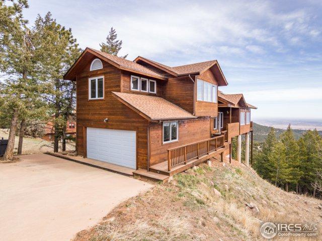 107 Sunrise Ln, Boulder, CO 80302 (#846090) :: The Peak Properties Group