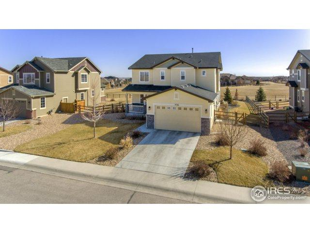 5736 Stone Chase Dr, Windsor, CO 80550 (#846111) :: The Peak Properties Group