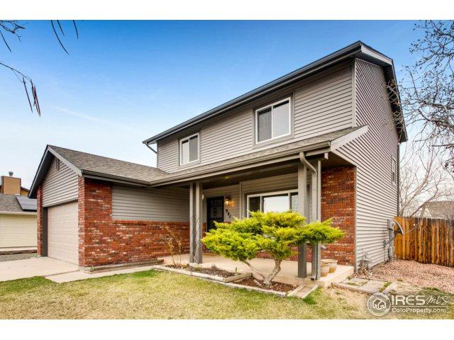 941 Columbine Dr, Windsor, CO 80550 (#846122) :: The Peak Properties Group