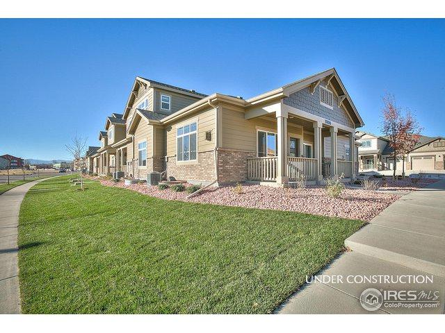 6845 Lee St #7, Wellington, CO 80549 (MLS #846168) :: The Lamperes Team