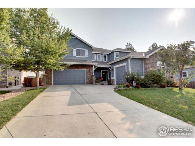 1467 Eagleview Pl, Erie, CO 80516 (MLS #846188) :: Downtown Real Estate Partners