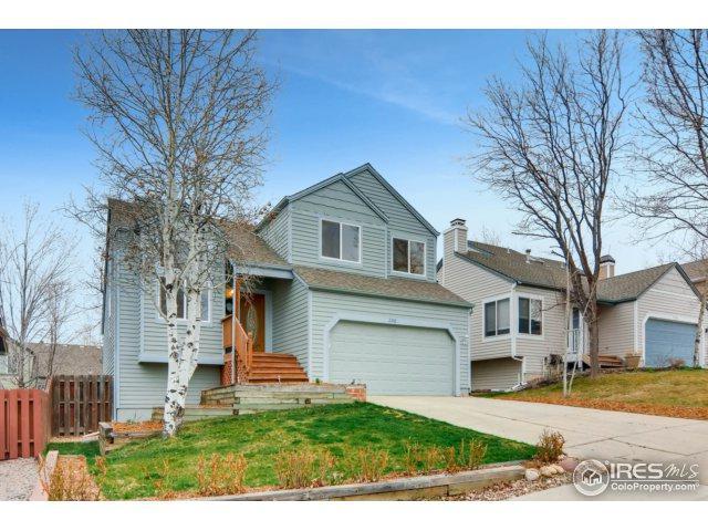 2242 Cliffrose Ln, Louisville, CO 80027 (#846256) :: The Peak Properties Group