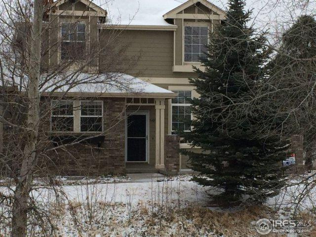 5408 Mill Stone Way, Fort Collins, CO 80528 (#846274) :: The Peak Properties Group