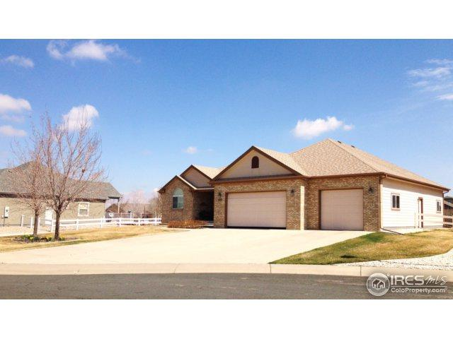 405 Cascade Ct, Johnstown, CO 80534 (MLS #846291) :: Downtown Real Estate Partners