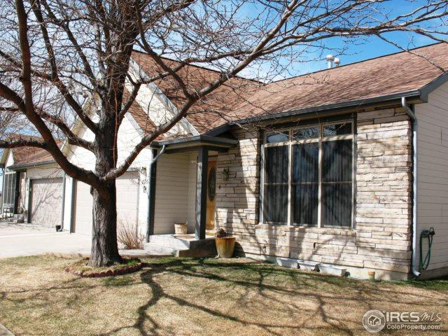 826 Mindy Cir B, Sterling, CO 80751 (MLS #846319) :: The Daniels Group at Remax Alliance