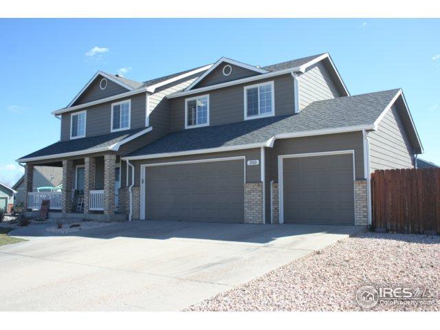 200 S 8th St, La Salle, CO 80645 (#846332) :: The Peak Properties Group