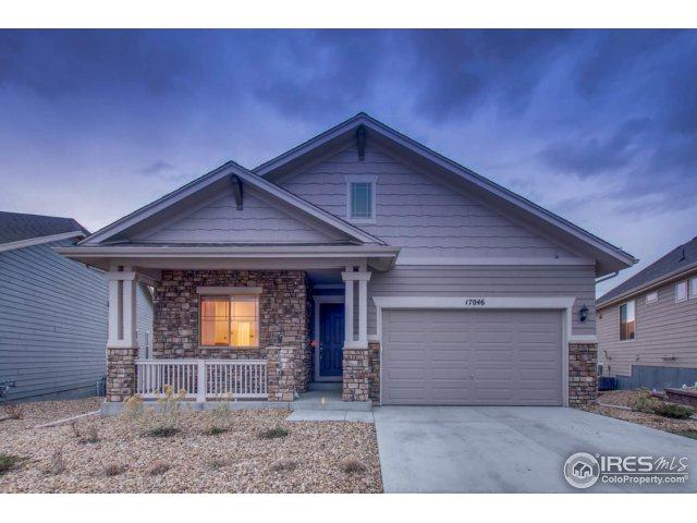17046 W 85th Ln, Arvada, CO 80007 (#846340) :: The Peak Properties Group