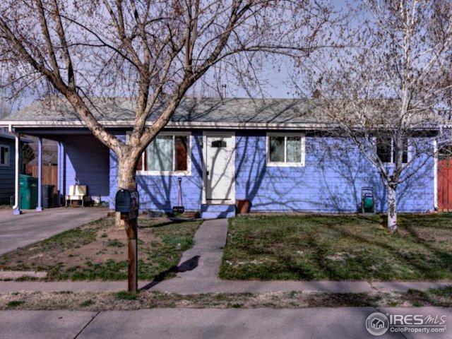 125 N 25th Ave, Greeley, CO 80631 (#846362) :: The Peak Properties Group