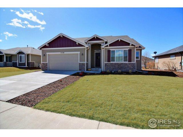 1518 Red Tail Rd, Eaton, CO 80615 (#846435) :: The Peak Properties Group