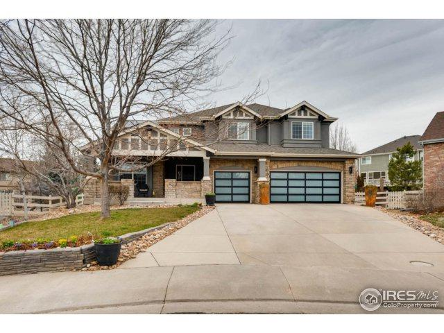 3211 Madison Ct, Broomfield, CO 80023 (MLS #846442) :: The Daniels Group at Remax Alliance