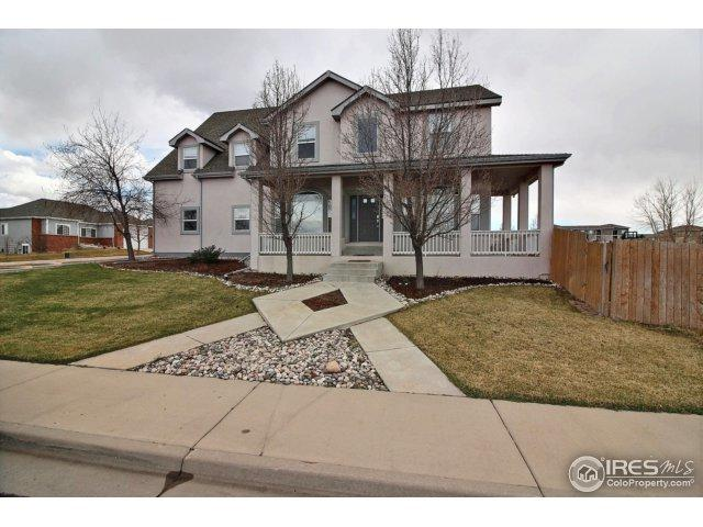 8108 19th St, Greeley, CO 80634 (#846455) :: The Peak Properties Group