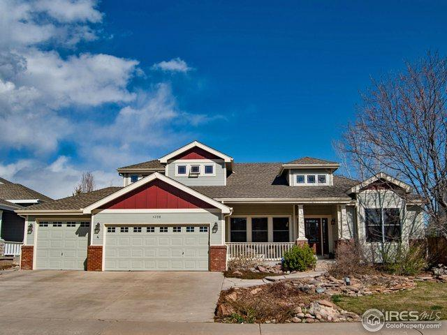 4208 Rolling Gate Rd, Fort Collins, CO 80526 (#846485) :: The Peak Properties Group