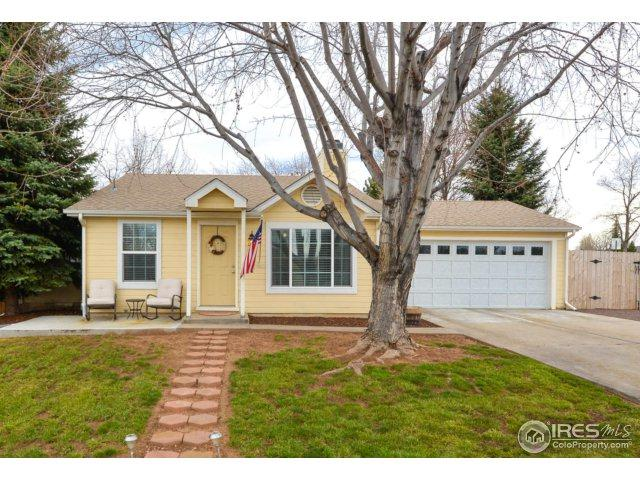 2049 Kent Ct, Fort Collins, CO 80526 (#846513) :: The Peak Properties Group