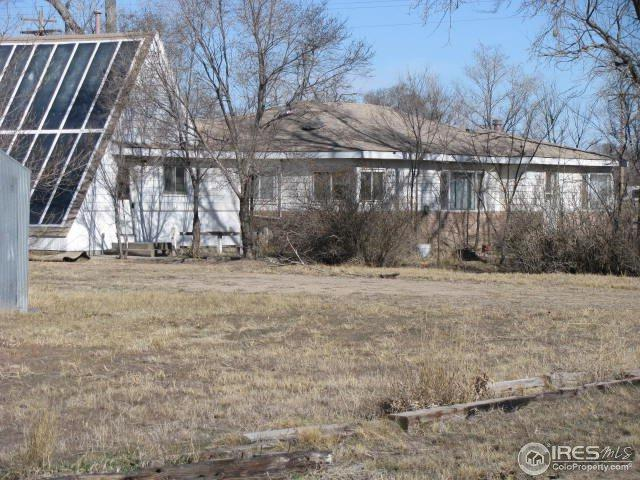 22995 County Road 43, Padroni, CO 80745 (MLS #846523) :: Downtown Real Estate Partners