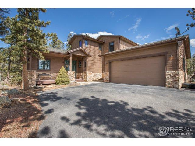 1927 Fox Acres Dr, Red Feather Lakes, CO 80545 (MLS #846535) :: Kittle Real Estate