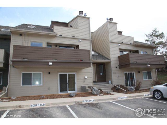 3755 Birchwood Dr #45, Boulder, CO 80304 (MLS #846545) :: Downtown Real Estate Partners