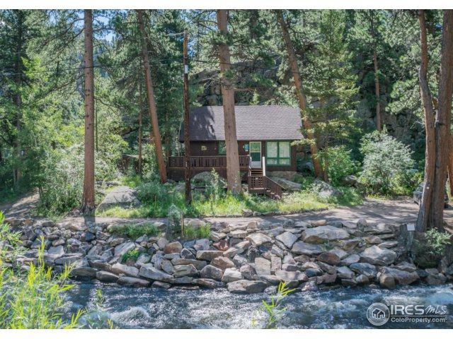 42 Evergreen Point Rd, Drake, CO 80515 (#846568) :: The Peak Properties Group