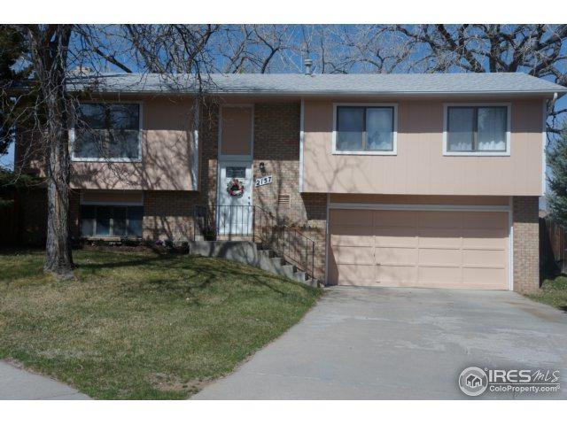 2157 44th Ave, Greeley, CO 80634 (#846571) :: The Peak Properties Group