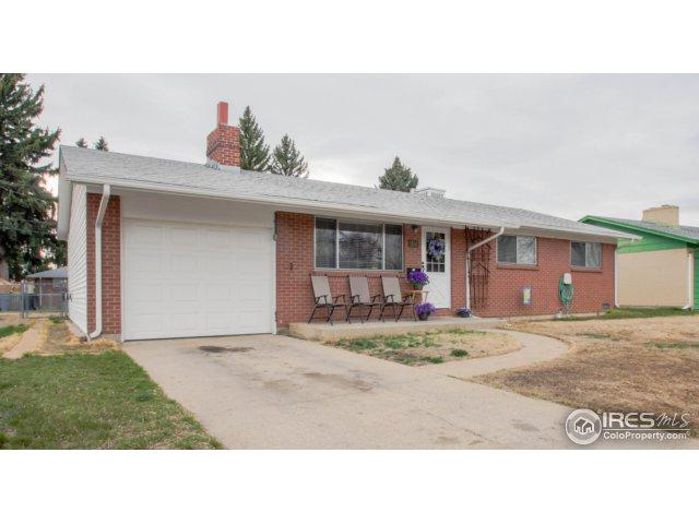 1841 Corey St, Longmont, CO 80501 (#846582) :: The Peak Properties Group