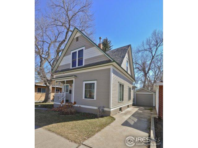 819 6th Ave, Longmont, CO 80501 (#846614) :: The Peak Properties Group