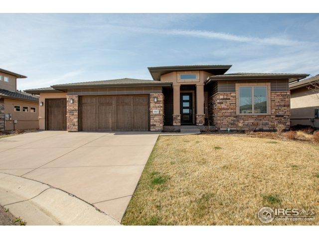 6927 White Snow Ct, Timnath, CO 80547 (#846621) :: The Peak Properties Group