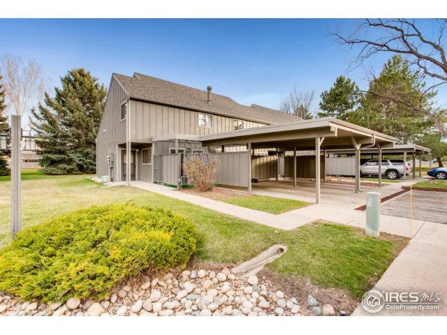 705 E Drake Rd #40, Fort Collins, CO 80525 (MLS #846634) :: Tracy's Team