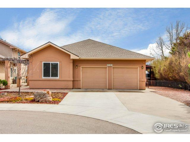 3121 Yellowstone Cir, Fort Collins, CO 80525 (#846636) :: The Peak Properties Group