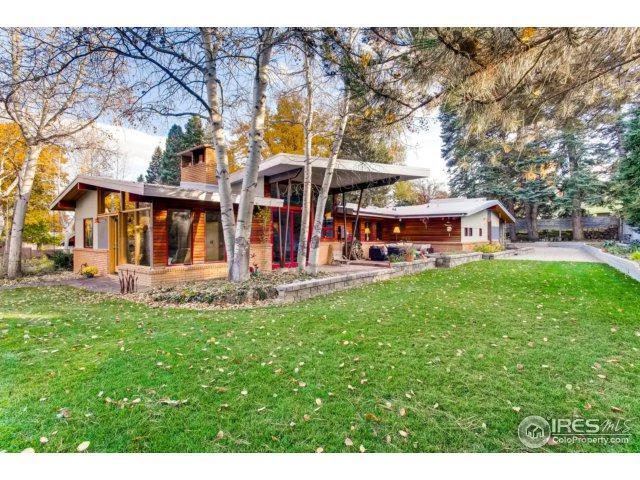205 Camden Pl, Boulder, CO 80302 (#846654) :: The Peak Properties Group
