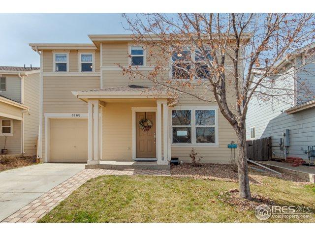 10402 Butte Dr, Longmont, CO 80504 (#846696) :: The Peak Properties Group
