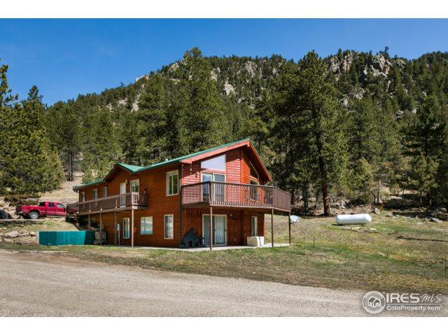 9120 E Highway 36, Lyons, CO 80540 (MLS #846706) :: Downtown Real Estate Partners