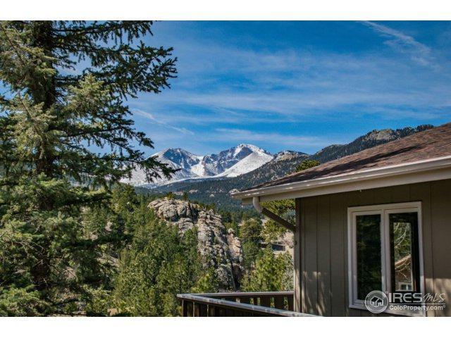 931 Ramshorn Dr, Estes Park, CO 80517 (#846709) :: The Peak Properties Group