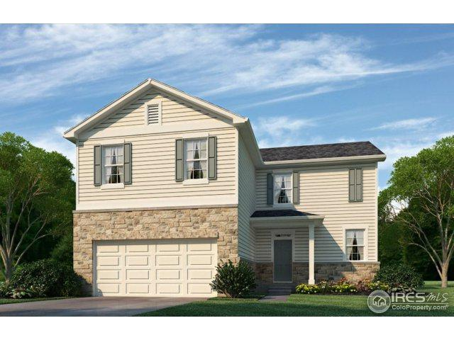309 Jay Ave, Severance, CO 80550 (#846719) :: The Peak Properties Group